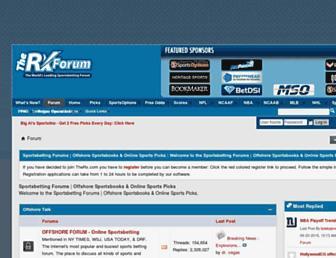 therxforum.com screenshot