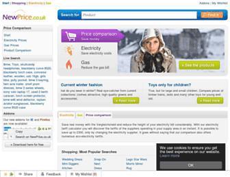 Thumbshot of Newprice.co.uk
