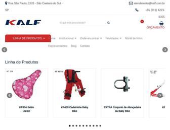 kalf.com.br screenshot