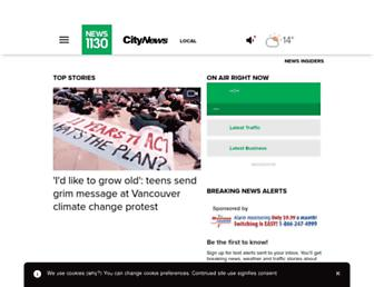 citynews1130.com screenshot