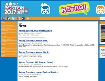 Thumbshot of Animeboston.com