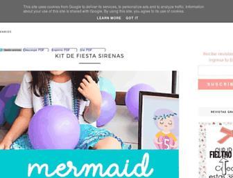 revistasgratisdemanualidades.blogspot.com.es screenshot