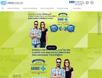 Thumbshot of Proessilor.com.br