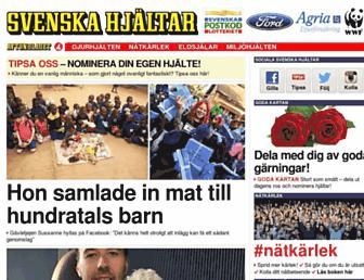 Thumbshot of Svenskahjaltar.se