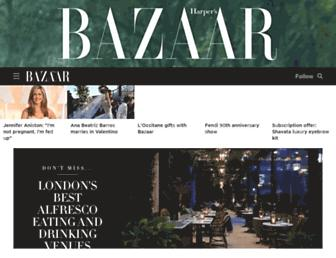 harpersbazaar.co.uk screenshot