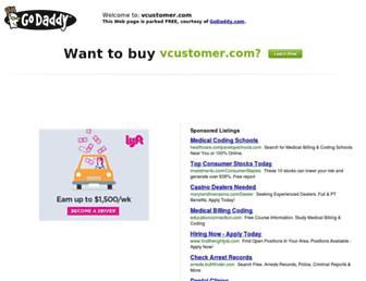 Thumbshot of Vcustomer.com