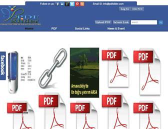 Thumbshot of Pdfslider.com