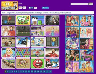 Thumbshot of Juegosfrivolo.com