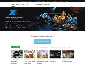 xeplayer.com screenshot