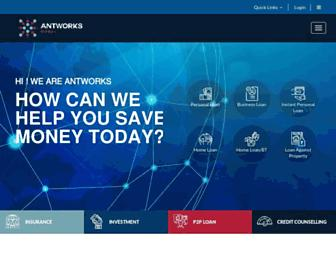 antworksmoney.com screenshot