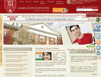 jli.edu.in screenshot