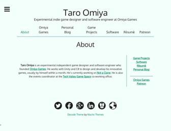 taroomiya.com screenshot