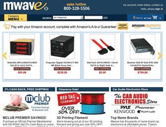 Thumbshot of Mwave.com