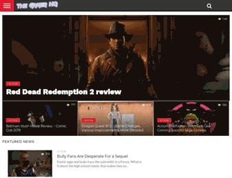 thegamerhq.com screenshot
