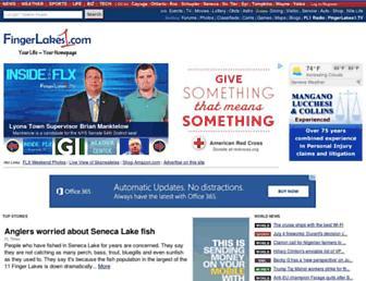 fingerlakes1.com screenshot