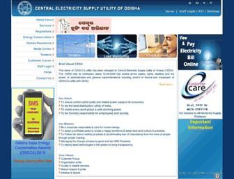 cescoorissa.com screenshot