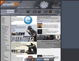 oynasana.com screenshot