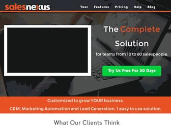 Thumbshot of Salesnexus.com