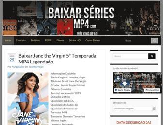 baixarseriesmp4.org screenshot