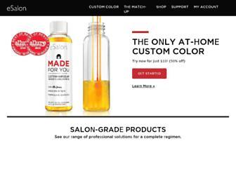 Thumbshot of Esalon.com