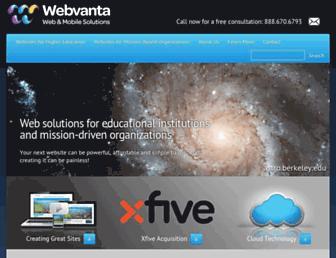 Thumbshot of Webvanta.com