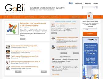 Thumbshot of Gabionline.net