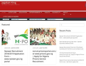 jagabanking.com screenshot