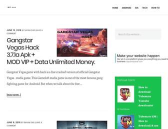 wpallpress.com screenshot