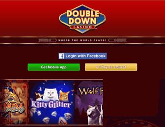 Thumbshot of Doubledowncasino.com