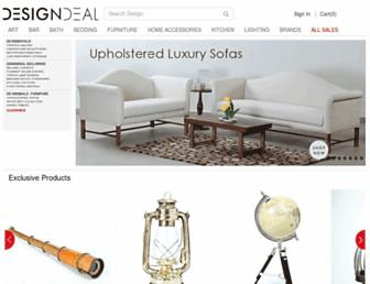 Thumbshot of Designdeal.com