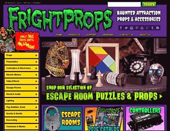 frightprops.com screenshot