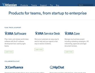 Thumbshot of Atlassian.net