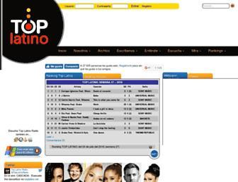 Thumbshot of Toplatino.net
