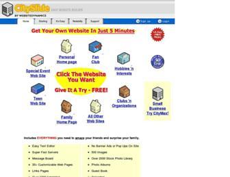 Thumbshot of Cityslide.com