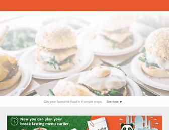 Thumbshot of Foodpanda.co.id