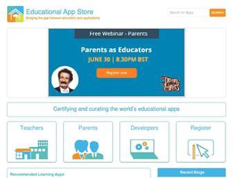 educationalappstore.com screenshot