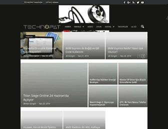 technopat.net screenshot