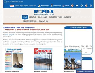 Thumbshot of Domexinfo.in