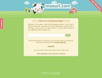 Thumbshot of Moourl.com