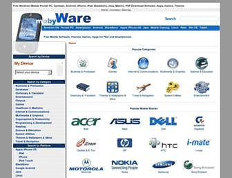 mobuware.net screenshot