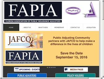 fapia.net screenshot