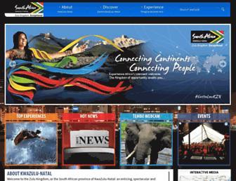 Thumbshot of Zulu.org.za