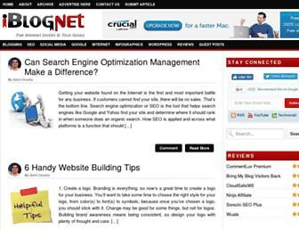 iblognet.com screenshot