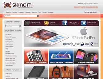 Thumbshot of Skinomi.com