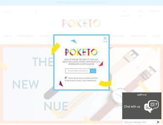 Thumbshot of Poketo.com