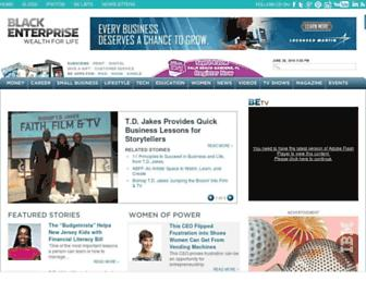 blackenterprise.com screenshot
