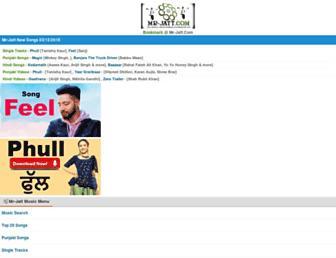 ww.mr-jatt.com screenshot
