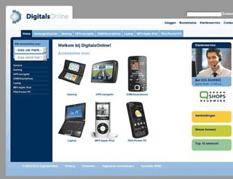 digitalsonline.nl screenshot