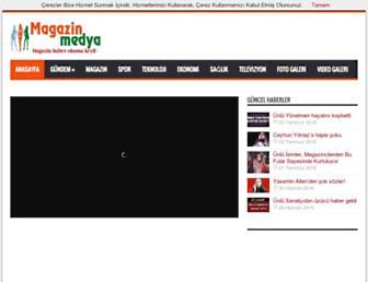 Thumbshot of Magazinmedya.com