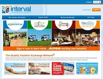 Thumbshot of Intervalworld.com